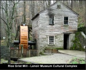 18th Century Gristmill