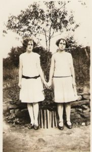 Clara Barnes Pennell & maybe Willie Barnes