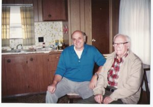Don and Luther Barnes