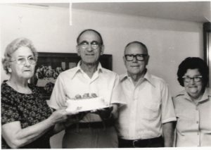 Ora Barnes-Coy Pennell-Luther Barnes-Clara Barnes Pennell