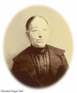 Photo of Elizabeth Teague Poole
