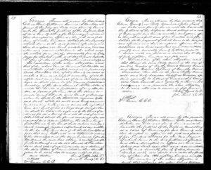 Brinsley Barnes of Gilmer, Ga. - Orphan Papers, Part 1 of 2