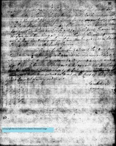 Act of the State Legislature to Create Wilkes Co. (1777) pg 3 of 3