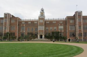 Photo of Hatfield House in England